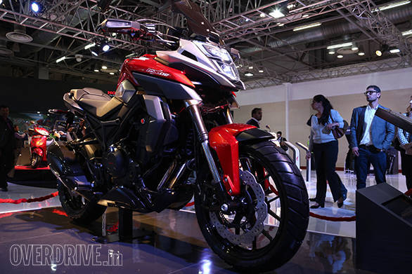 Honda's CX-02 concept could be the next CB500X