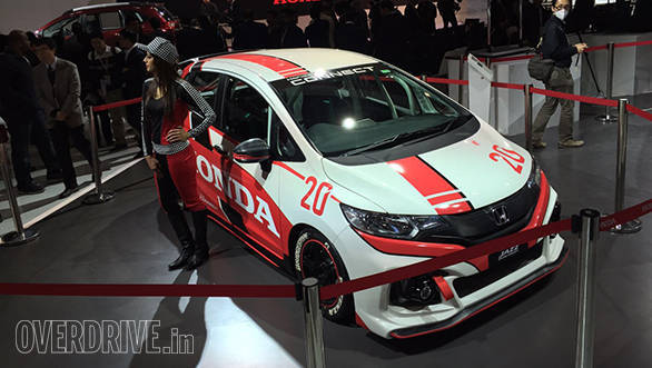 Honda Jazz Racing