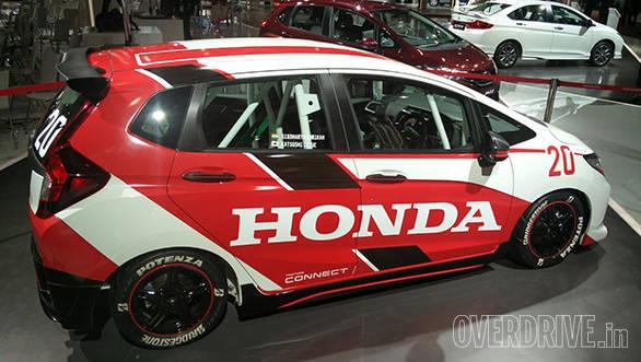 Honda Jazz racing concept (6)