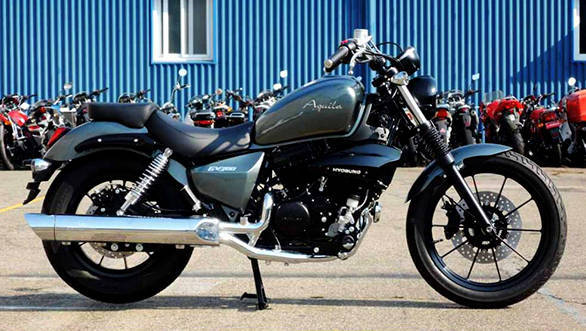 DSK-Hyosung to launch four new motorcycles in India in 2016-17 ...