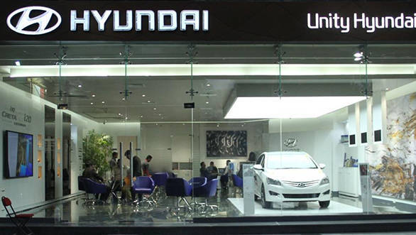 Hyundai Digital Experience Outlet