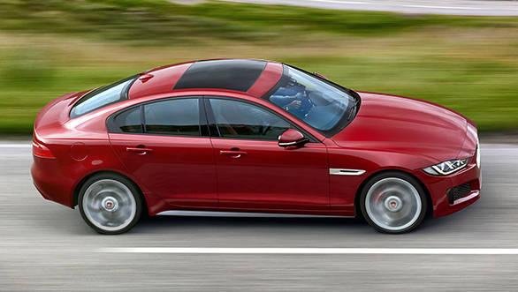Jaguar XE 2-litre diesel bookings open in India