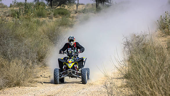 Joshua Pramod India Baja 2016