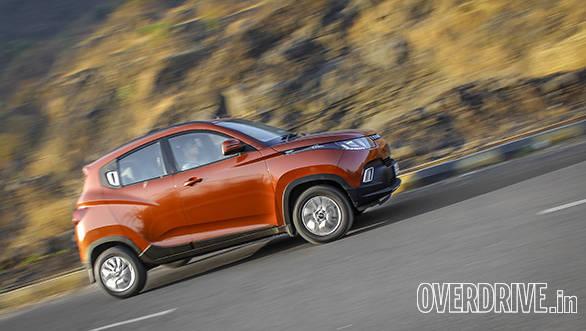 Mahindra KUV100 diesel road test review