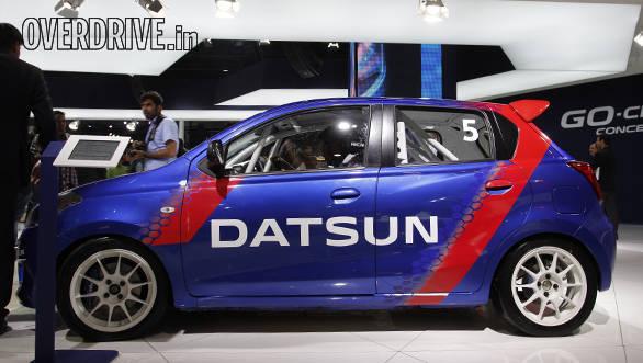 Datsun Go-Rally 3