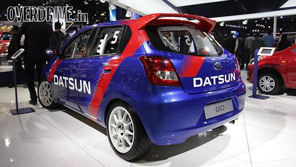 Datsun Go-Rally
