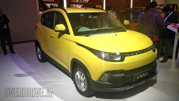 Mahindra KUV 100 (1)