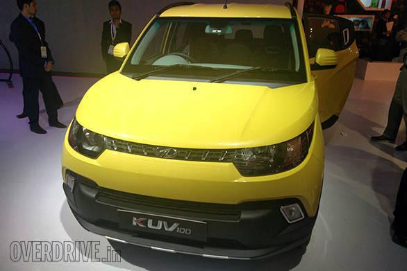 Mahindra KUV 100 (3)