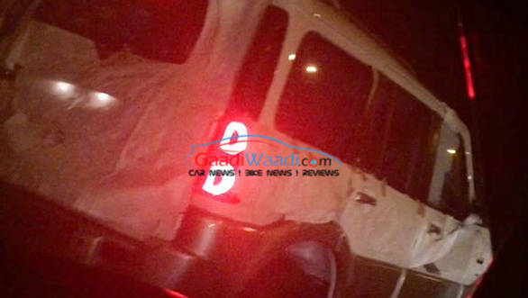 Spied: Mahindra Scorpio Special Edition spotted in India