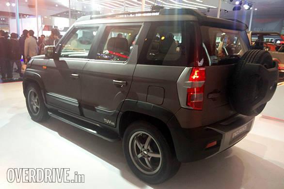 Mahindra TUV Endurance (4)