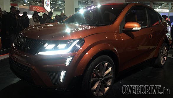 Mahindra may offer XUV Aero with electric powertrain