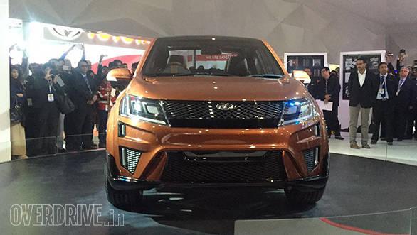 Mahindra XUV Aero Coupe Concept (9)
