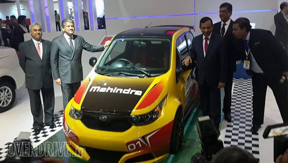 Mahindra e2o Sport (6)