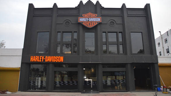 Harley-Davidson dealership in Coimbatore