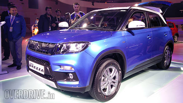 Maruti Suzuki Vitara Brezza to be launched in India on March 8, 2016