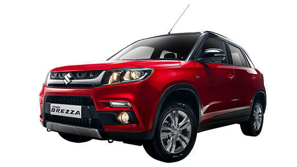 Maruti Vitara Brezza diesel claims a fuel efficiency of 24.3kmpl