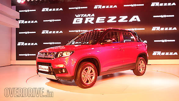 Maruti Suzuki Vitara Brezza likely to have a starting price of Rs 5.8 lakh in India