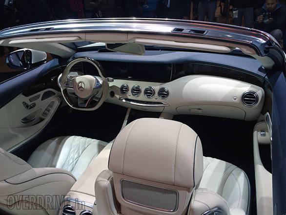 Mercedes-Benz S500 Convertible (17)