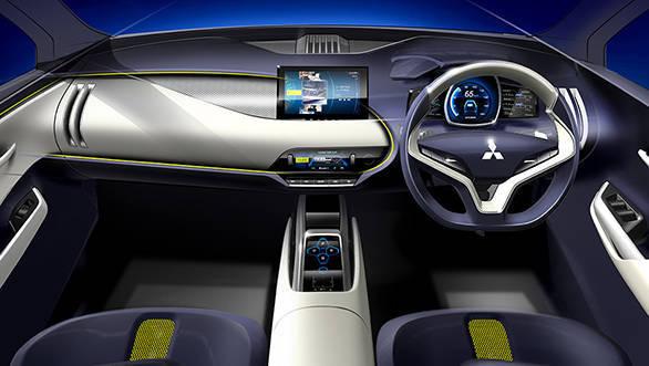 Mitsubishi eX concept SUV (3)