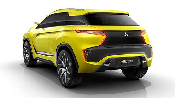 Mitsubishi eX concept SUV (4)