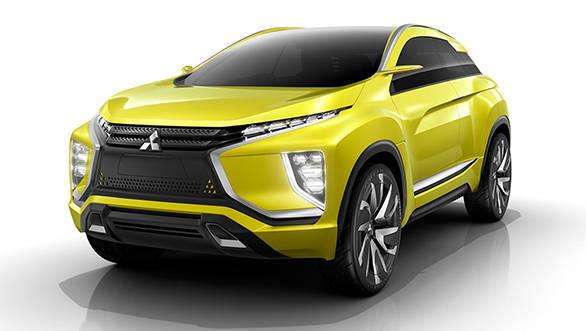 Mitsubishi eX concept SUV (5)