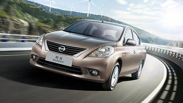 Nissan Sunny global