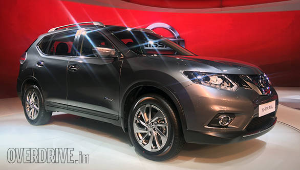 2016 Auto Expo: All-new Nissan X-Trail showcased