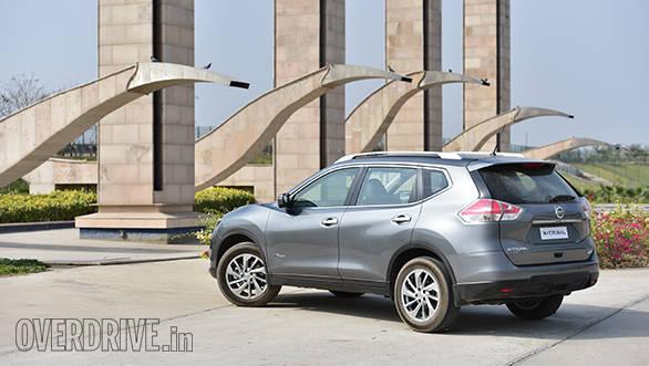 Nissan X-Trail Hybrid (5)