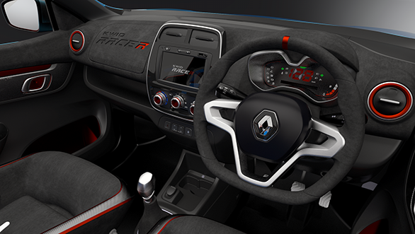 Renault KWID Racer inter 1