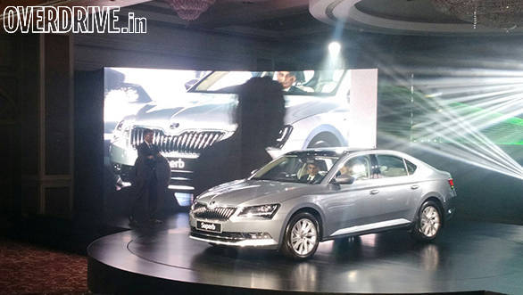 2016 Skoda Superb launched in India at Rs 22.68 lakh