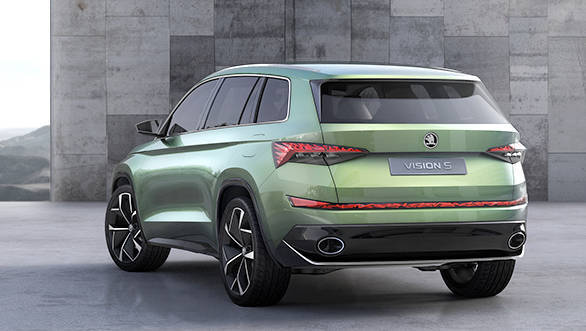 7 Seater Suv 2017 >> Skoda S 7 Seater Suv To Be Called Kodiaq Overdrive