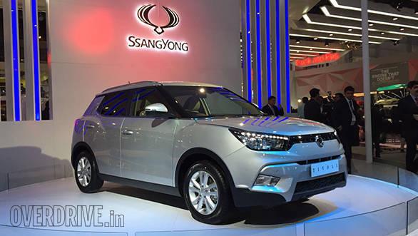 SsangYong Tivoli (3)