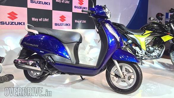 All-new Suzuki Access 125 to be launched in India on March 15, 2016