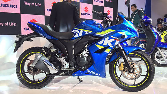 Video: Suzuki Gixxer SF Fi, Gixxer and Access first look