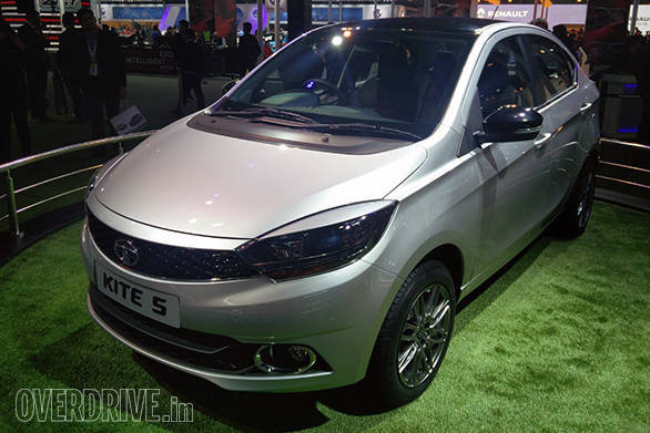 2016 Auto Expo: Tata Kite 5 details revealed