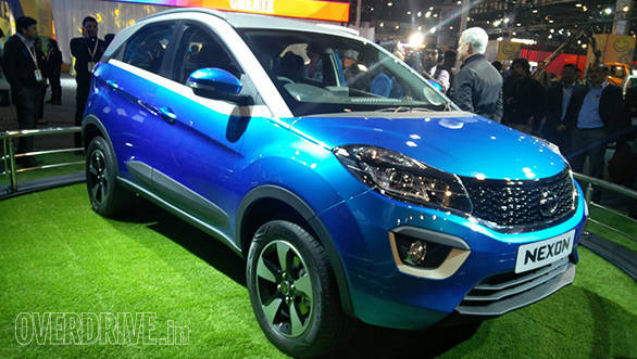 Tata Nexon compact SUV to get Apple CarPlay and Android Auto-equipped touchscreen infotainment system