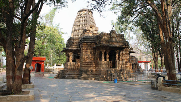 The Bhormadeo Temple was built in the 11th century