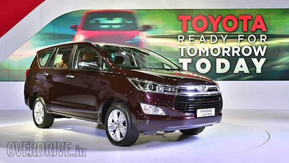 toyota new car release in indiaUpcoming new car launches in India  Overdrive