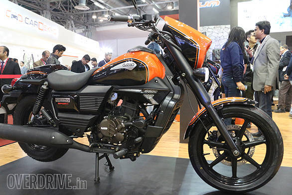 2016 Auto Expo: UM Motorcycles launches three motorcycles starting at Rs 1.49 lakh