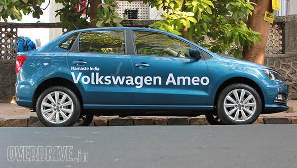 Volkswagen Ameo (13)