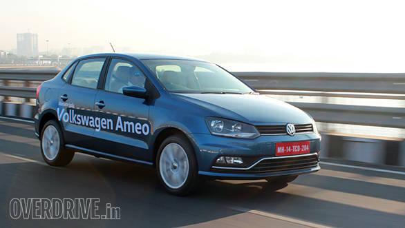 Exclusive: Volkswagen Ameo compact sedan preview