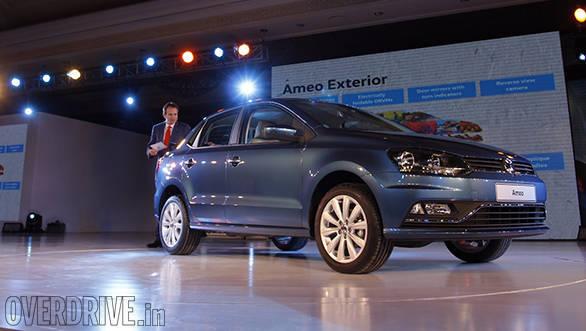Image Gallery: Volkswagen Ameo