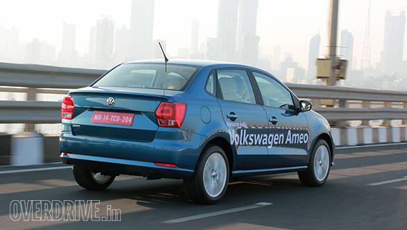 Volkswagen Ameo (6)