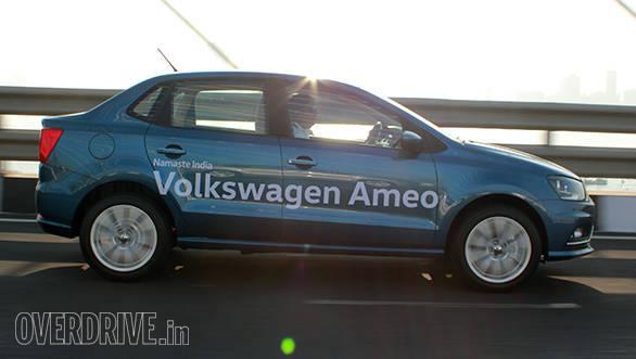 Volkswagen Ameo (8)