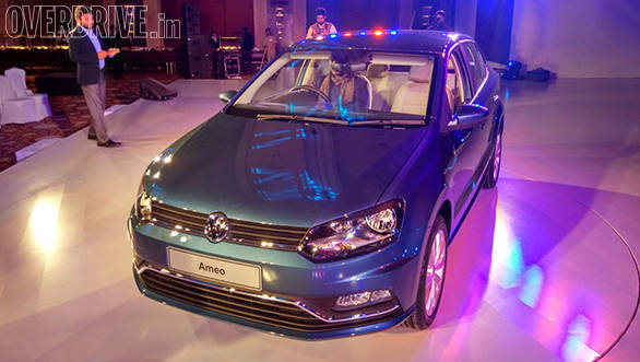 First look: Volkswagen Ameo (Video)