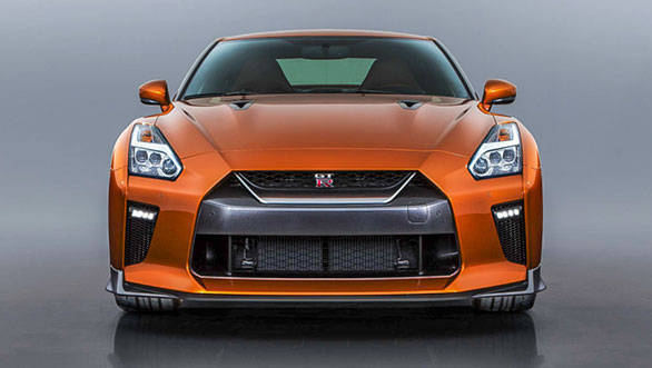 2017 Nissan GT-R to be launched in India on December 2, 2016