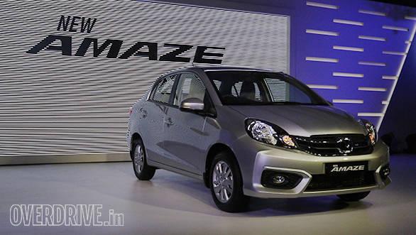 2016 Honda Amaze Image (1)