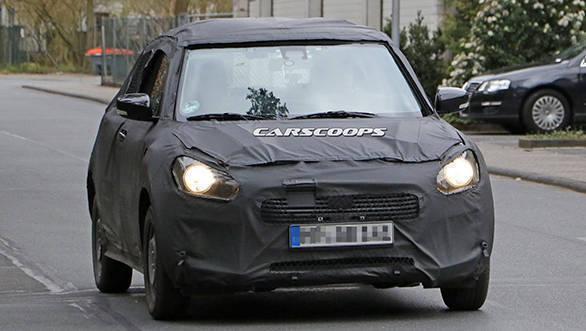 2017 Maruti Suzuki Swift (1)