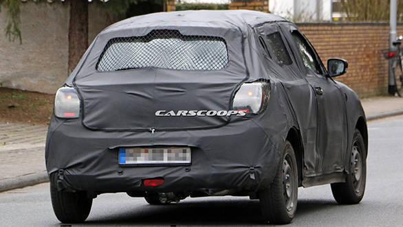 2017 Maruti Suzuki Swift (10)