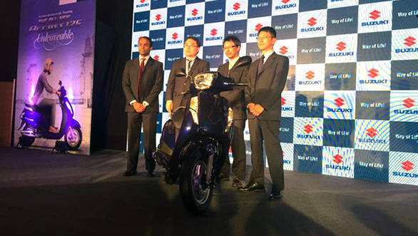 All new Suzuki Access 125 launched in India at Rs 53,887 (ex-Delhi)